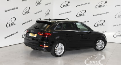 Audi A3 E-tron Prestige Automatas