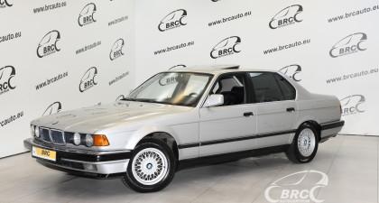 BMW 750 i V12 Automatas
