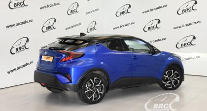 Toyota C-HR 1.8 HSD Luxury Plus