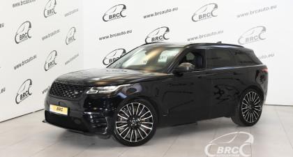 Land Rover Range Rover Velar 3.0 Diesel R-Dynamic Automatas