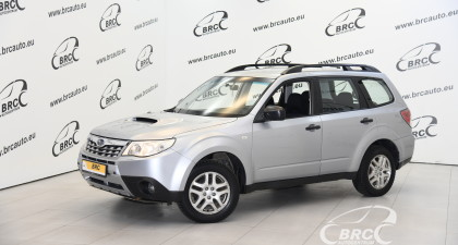 Subaru Forester 2.0 Diesel Boxer Symmetrical AWD