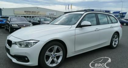 BMW 325 d Touring Automatas