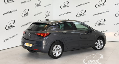 Opel Astra 1.4 Turbo Automatas