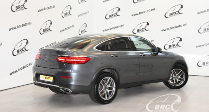 Mercedes-Benz GLC Coupe 350 4matic 9G-Tronic AMG Line