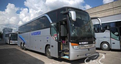 Setra S 416 HDH, 50 seats