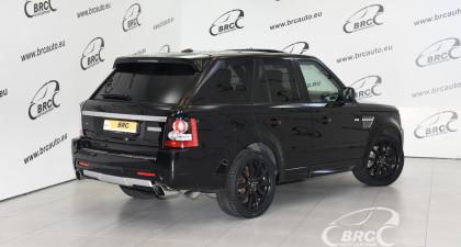 Land Rover Range Rover Sport 5.0 Supercharged Autobioraphy Automatas