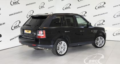 Land Rover Range Rover Sport 3.6 TDV8 AWD Automatas