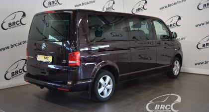 Volkswagen Multivan DSG TDi 4Motion 7 seats