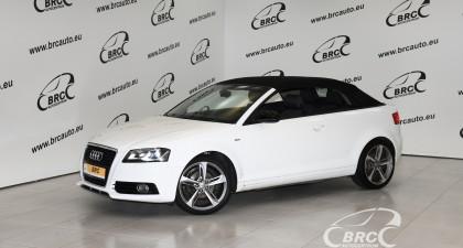 Audi A3 1.6 TDI S-line Cabriolet