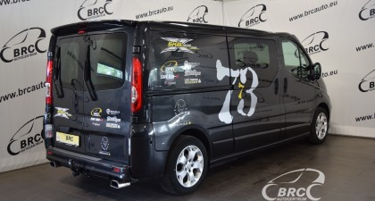 Opel Vivaro VPC M/T 5 seats