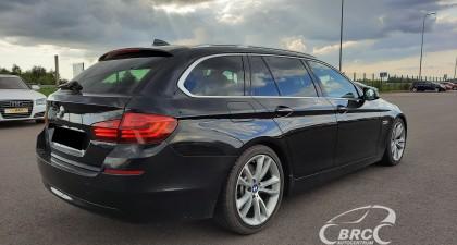 BMW 530 d Touring Automatas