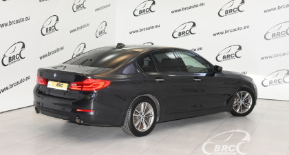 BMW 530 d Steptronic Sport Line Automatas