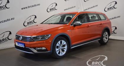 Volkswagen Passat Alltrack 4Motion TSi DSG