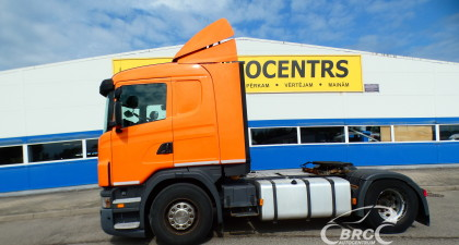 Scania G 400, HYDRAULIEK
