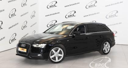 Audi A4 2.0 TDI S-Line Avant Automatas