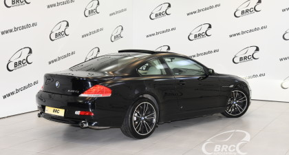 BMW 645 Ci Automatas