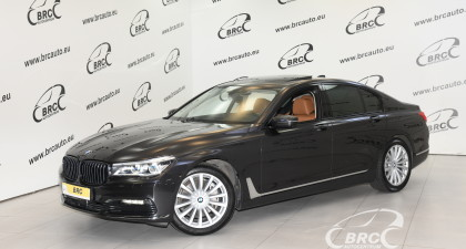 BMW 740 i Innovation Business Package Automatas