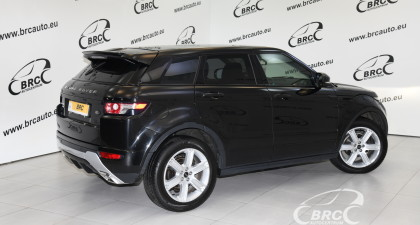 Land Rover Range Rover Evoque 2.2 SD4 Dynamic Automatas