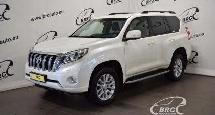 Toyota Land Cruiser D4D Executive A/T
