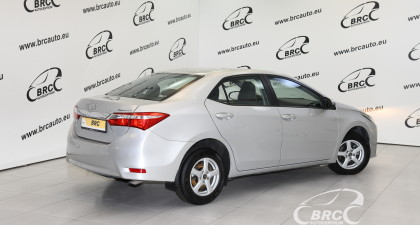 Toyota Corolla 1.6 Valvematic