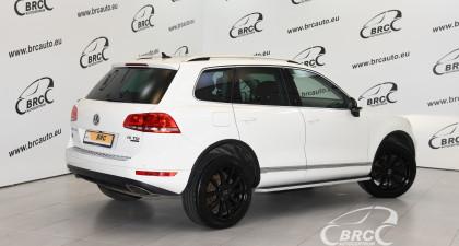 Volkswagen Touareg 3.0 V6 TDI BlueMotion