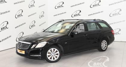 Mercedes-Benz E 300 3.0 CDI Bluefficiency Automatas