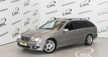 Mercedes-Benz C30 AMG T CDI Automatas