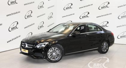 Mercedes-Benz C 200 d Automatas