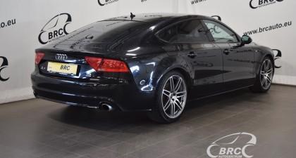 Audi A7 V6 TDi Quattro S-Line