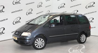 Volkswagen Sharan 2.0 TDI Sportline