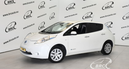 Nissan Leaf Zero Emmision Automatas