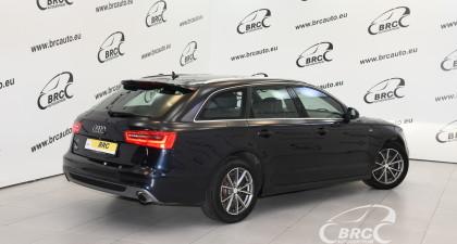 Audi A6 2.0TFSI Avant S-line Automatas