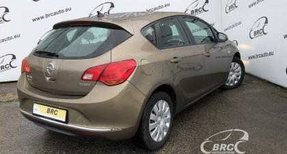 Opel Astra 1.4i Turbo Automatas