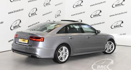 Audi A6 3.0T Quattro S-line Automatas