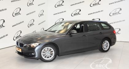 BMW 318 d Touring Automatas