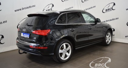 Audi Q5 TDi Quattro S-Line A/T