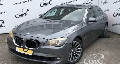BMW 740 i Long Automatas