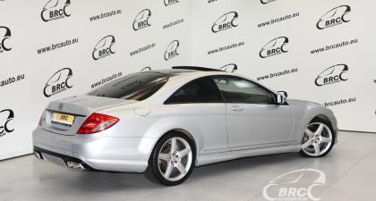 Mercedes-Benz CL 500 V8 AMG-Line LPG Automatas