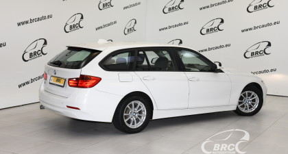 BMW 316 d Touring Automatas