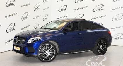 Mercedes-Benz GLE Coupe 43 AMG Automatas