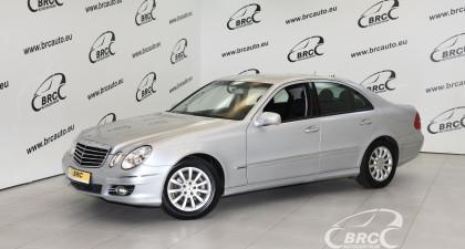 Mercedes-Benz E 280 CDI Elegance Automatas