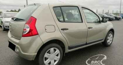 Dacia Sandero 1.2i LPG Story