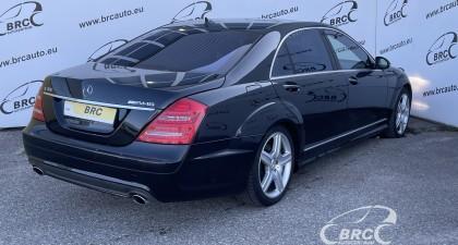 Mercedes-Benz S 550 5.5 Long 4Matic Automatas