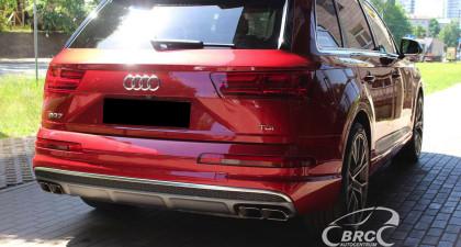 Audi SQ7 TDI Quattro S-line Automatas