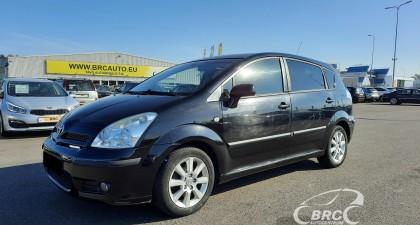 Toyota Corolla Verso 1.8 VVT-i Automatas