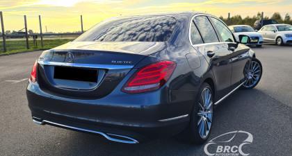 Mercedes-Benz C 220 CDI BlueTEC Avantgarde Automatas