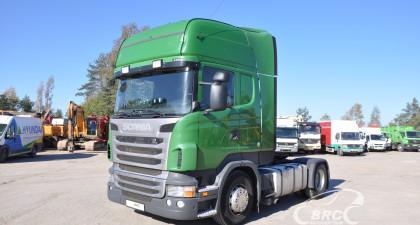 Scania R 480 ADR Hidraulika