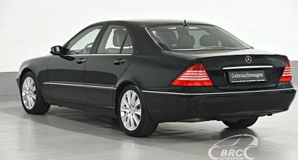 Mercedes-Benz S 400 V8 CDI