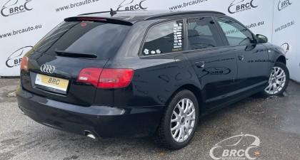 Audi A6 3.0 TDI V6 Quattro Automatas