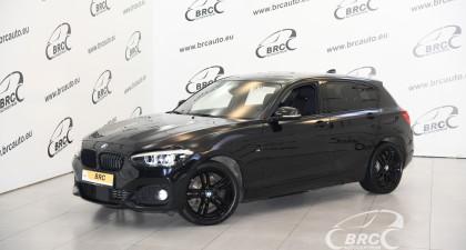 BMW 120 d xDrive Sportautomatic M Sport